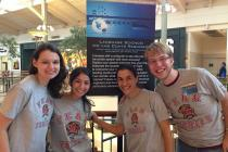 UMD Student Outreach at Dulles Town Center